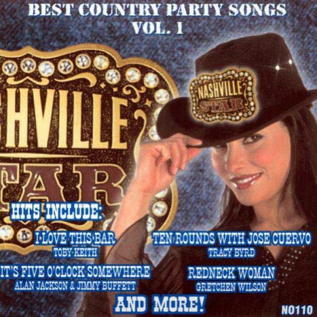 Nashville Star: Best Country Party Songs, Vol.1
