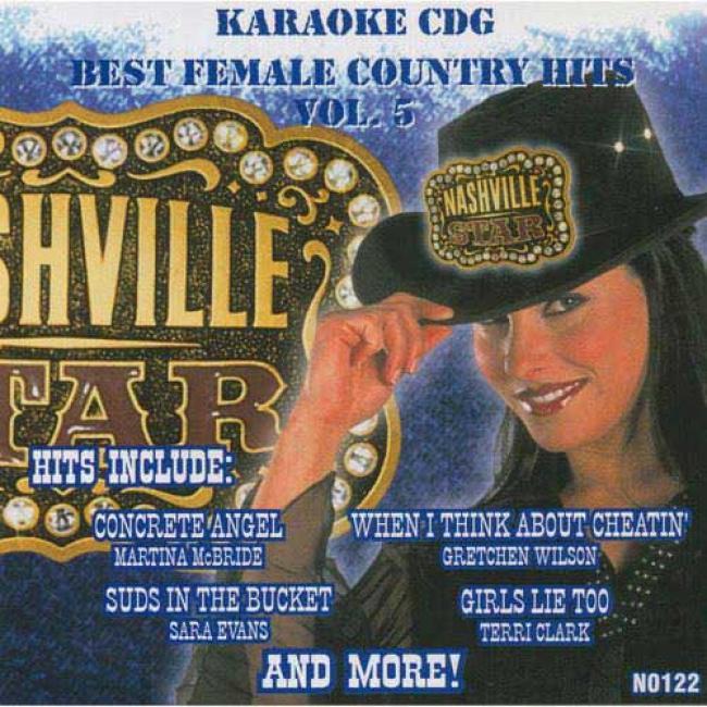 Nashville Star: Best Female Country Hits, Vol.5