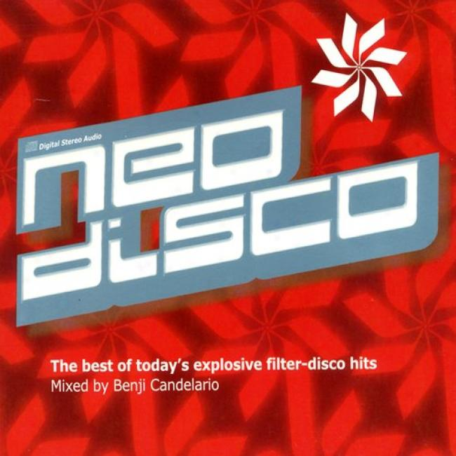 Neo Disco: The Best Of Today's Explosive Filter-disco Hits (cd Slipcase)
