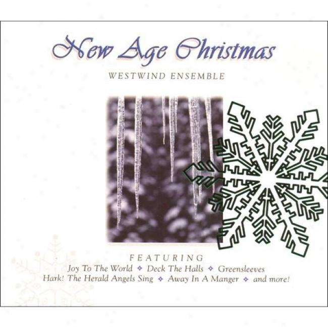 New Age Christmas (includes Dvd) (cd Slipcase)