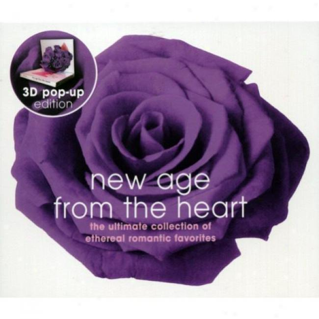 New Age From The Heart: The Ultimate Collection Of Ethereal Romantic Favorites (cd Slipcase)