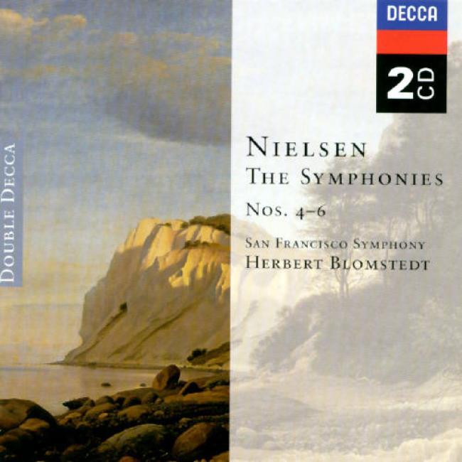 Nielsen: Symphonies No. 4-6/ Blomstedt, San Francisco Po