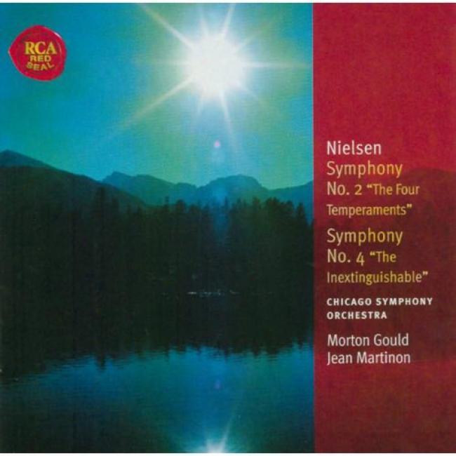Nielsen: Symphony No.2