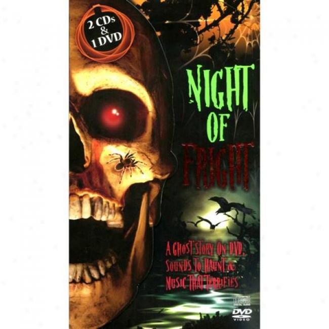 Night Of Fright (2 Disc Box Place) (includes Dvd)