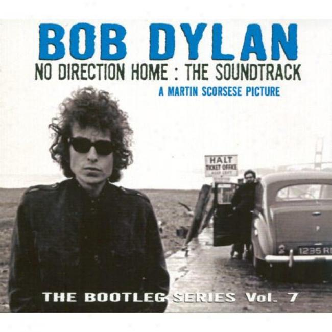 No Direction Home: The Soundtrack - The Bootleg Series, Vol.7 (2cd) (cd Slipcase)