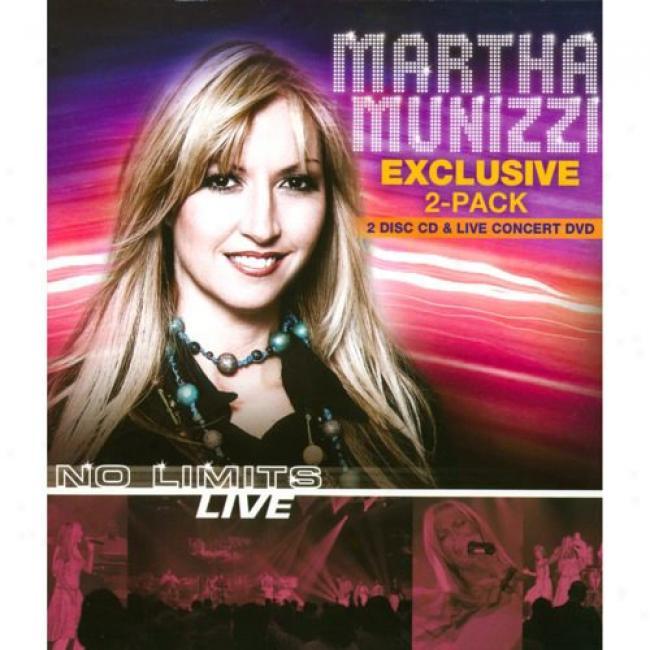 No Limits Live (wal-mart Exclusive) (special Edition) (2 Disc Box Set) (includes Dvd)