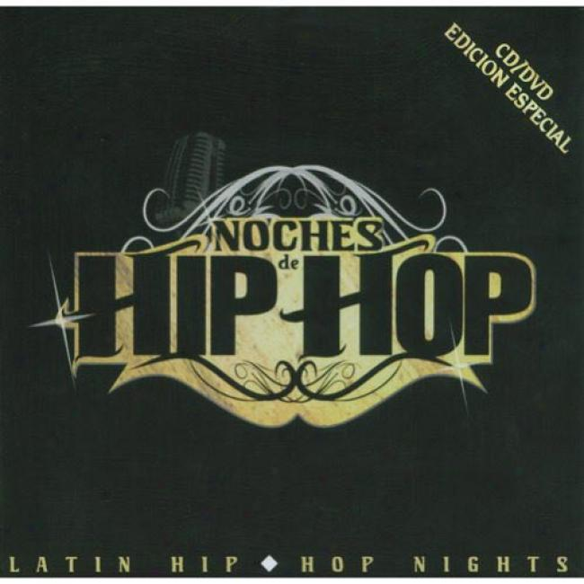 Noches De Hip Hop (latin Hip Hop Nights) (special Edition)) (includes Dvd)
