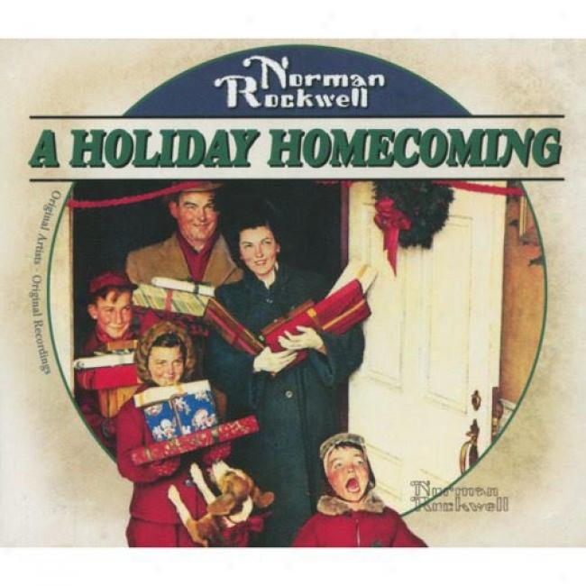 Norman Rockwell: A Holiday Homecoming (remaster)