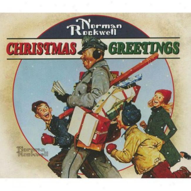 Norman Rockwell: Christmass Gteetings (cd Slipcase)