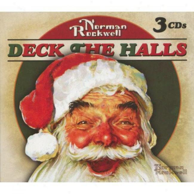 Norman Rockwell: Dedk The Halls (3cd) (digi-pak)