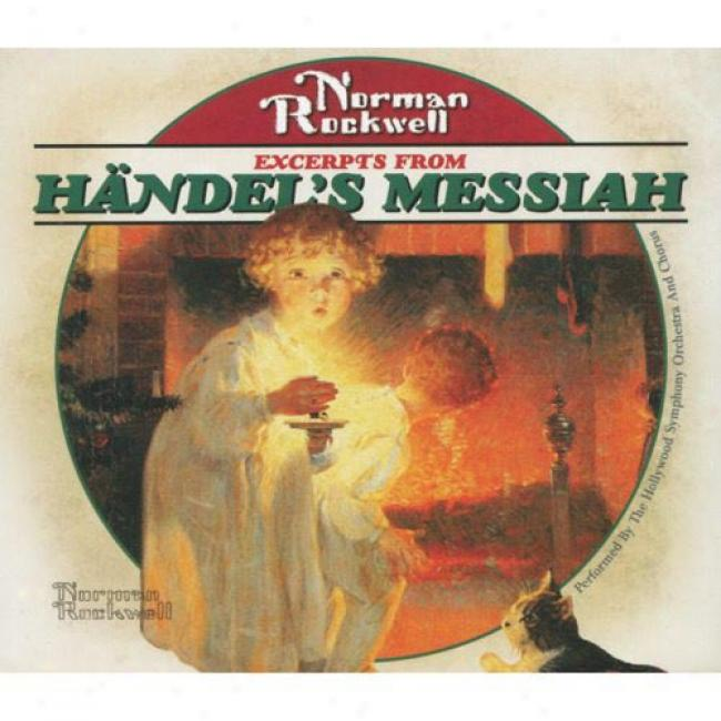 Norman Rockwell: Excerpts From Handel's Messjah (cd Slipcase)