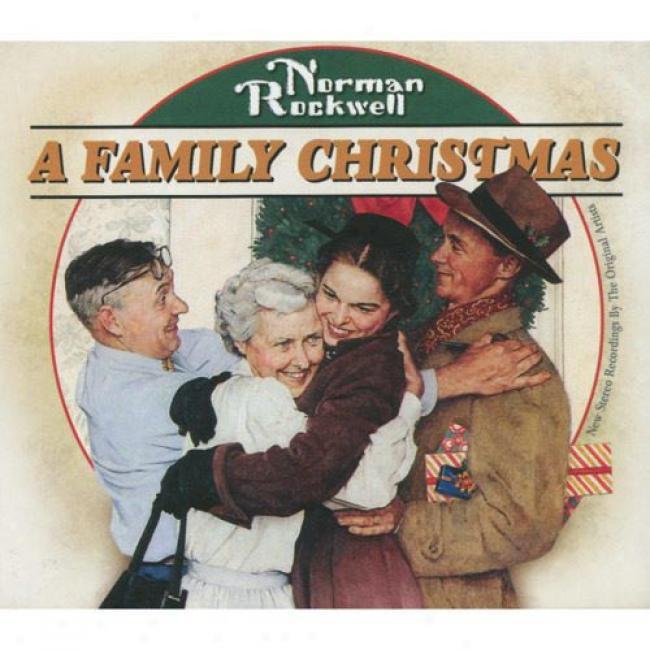 Norman Rockwell: Family Christmas (cd Slipcase)