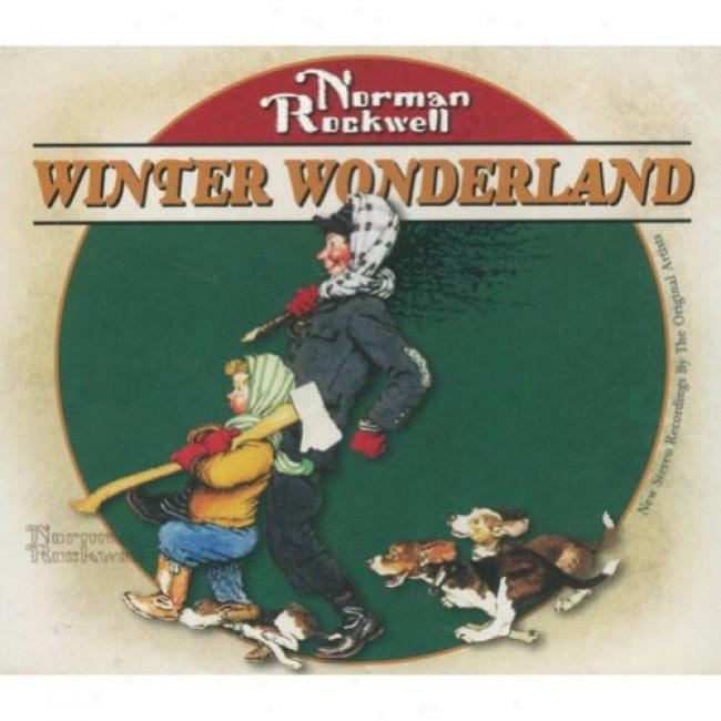 Norman Rockwell: Winter Wonderland (cd Slipcase)