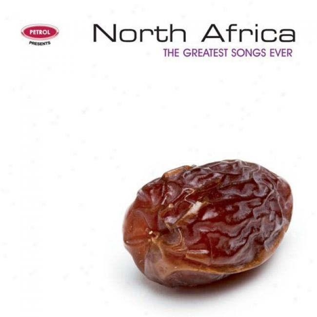 North Africa: The Greatest Songs Ever (cd Slipcase)