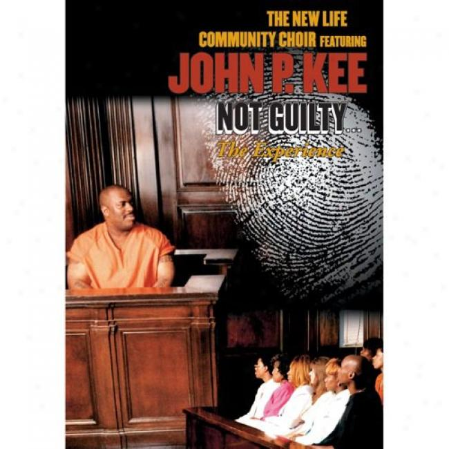 Not Guilty... The Experience (music Dvd) (amaray Case)