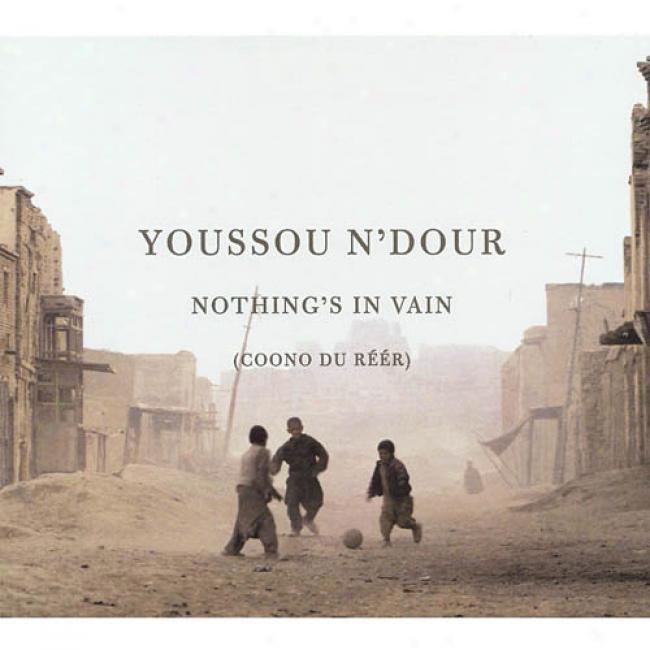 Nothing's In Vain (coono Du Reer) (cd Slipcas)e