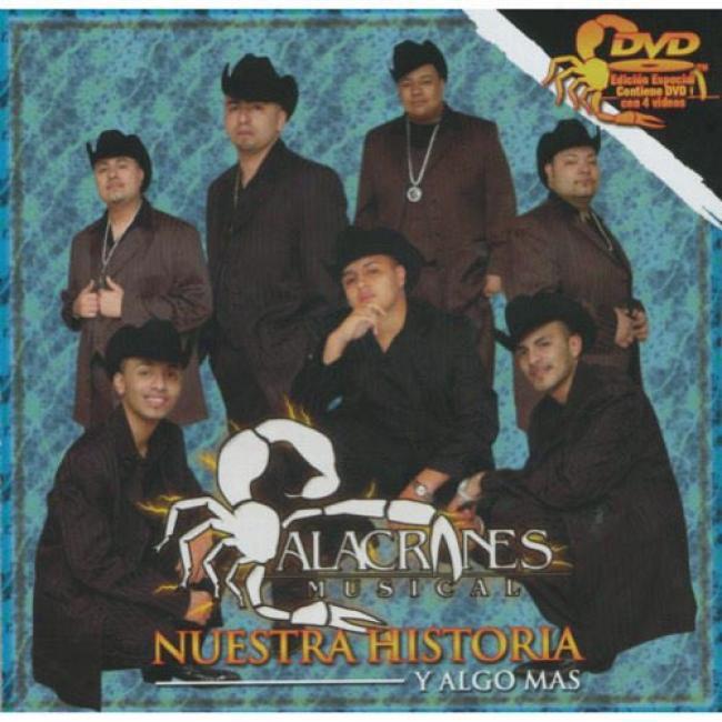 Nuestra Historia Y Algo Mas (special Edition) (includes Dvd)
