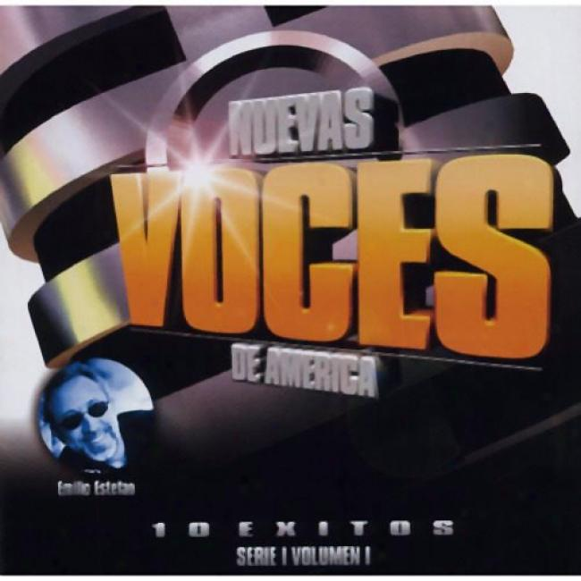 Nuevas Voces De Amerixa: 10 Exitos, Vol.1 (wal-mart Exclusive)