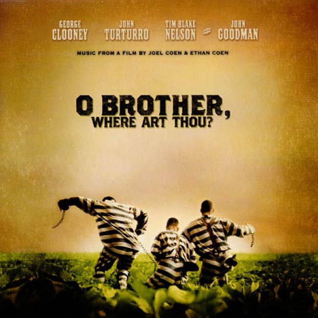 O Brother, Where Art Thou? Sountdrack (digi-pak)