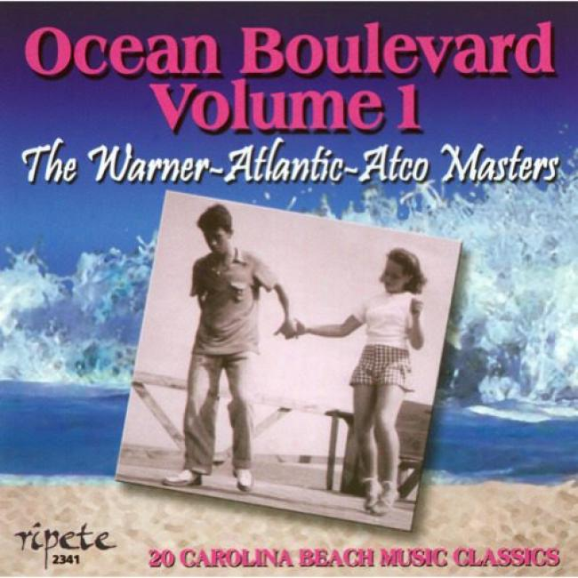 Ocean Boulevard, Vol.1: The Warner-atlantic-atco Masters