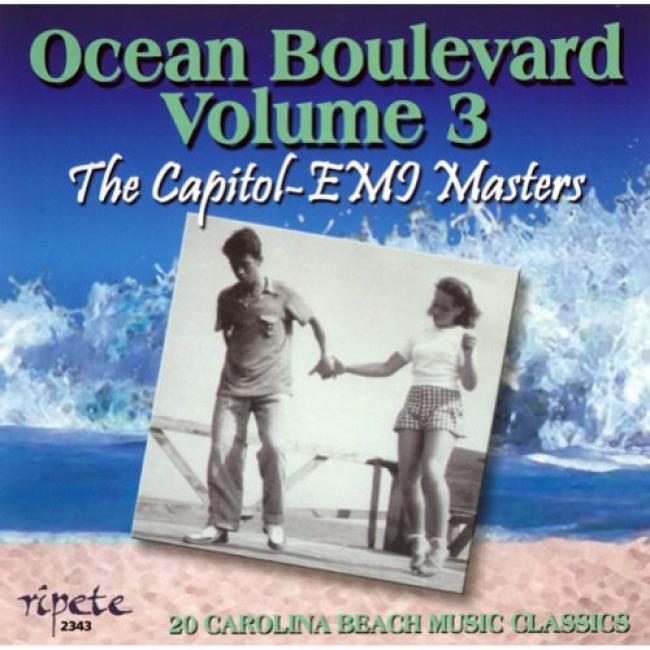 Ocean Boulevard, Vol.3: The Capitol-emi Masters