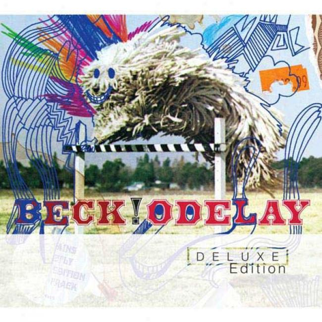 Odelay (deluxe Edition) (2cd) (digi-pak) (cd Slipcase)