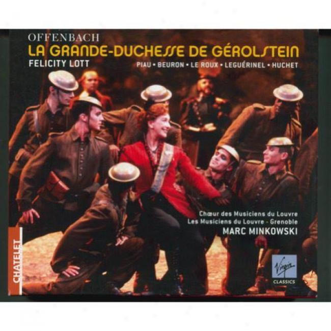 Offenbach: La Grande-udchesse De Gerolstein (2 Disc Box Set)