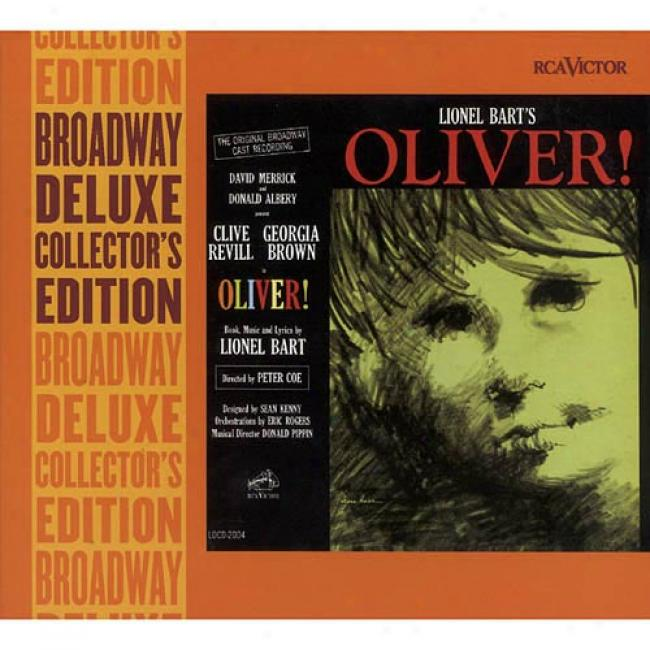 Oliver! Soundtrack (collector's Edition) (remaster)