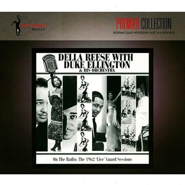 On The Radio: The 1962 'live' Protect Sessions (cd Slipcase)