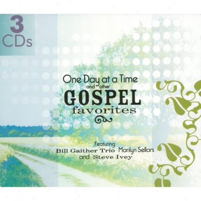 One Day At A Time And Other Gospel Favorites (3cd) (digi-pak)