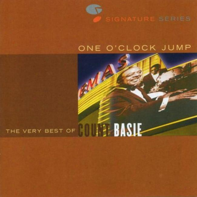One O'clock Jujp: The Very Most intimately Of Count Basie (remaster)