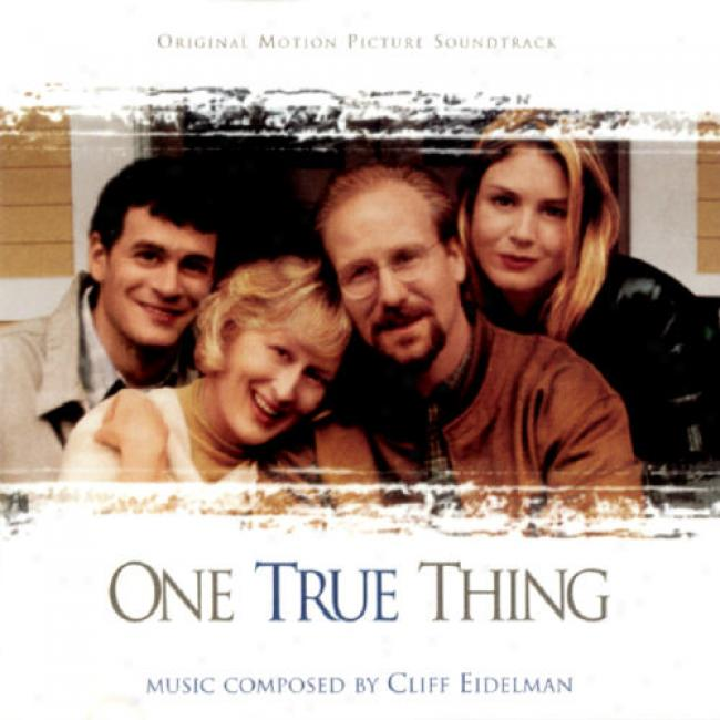 One True Thing Original Motion Picture Soundtrack