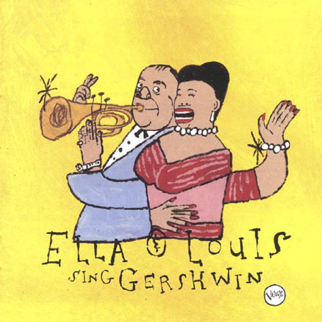 Our Love Is Hers To Stay - Ella And Louis Sing Gershwin
