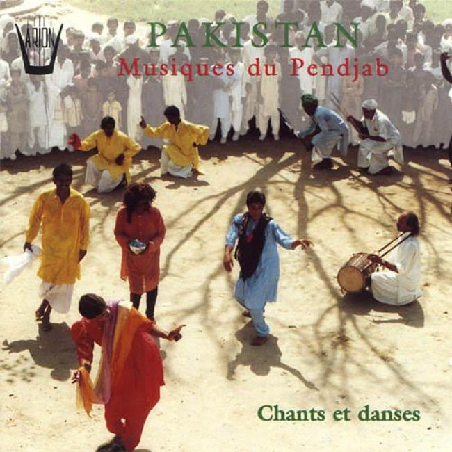 Pakistan: Music From Punjab Province, Vol.1 - Songs And Dances