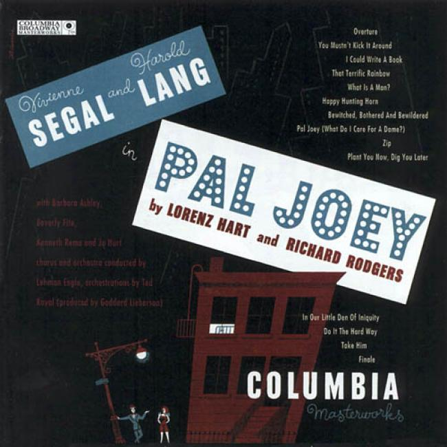 Pal Joey Soundtrack (deluxe Edition) (remaster)