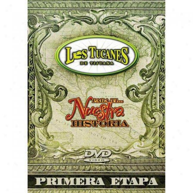 Para Ti Nuestra Historia: Prkmera Etapa (music Dvd) (amaray Case)
