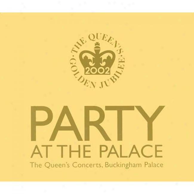 Party At The Palace: The Queen's Golden Jubilee 2002