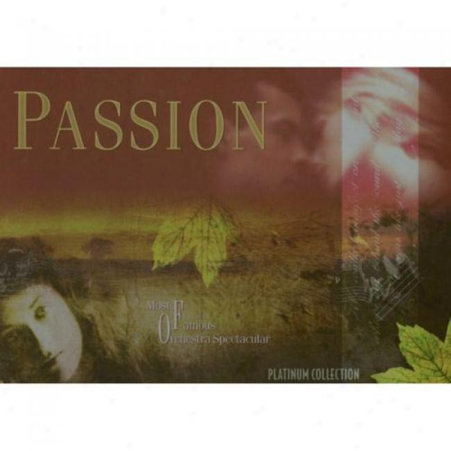 Passion: Platinum Collection - Most Famous Orchestra Spectacular (20 Disc Box Se)