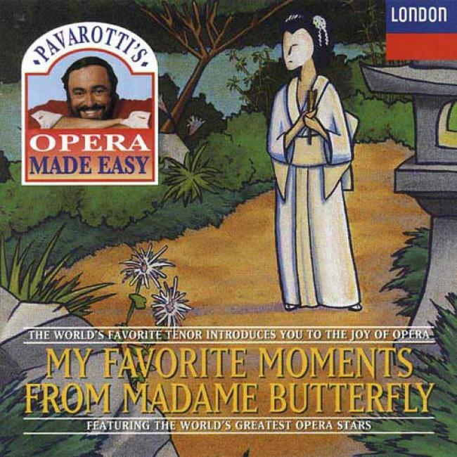 Pavarottis Opera Made Easy: My Favorite Moments From Madame Butterfly