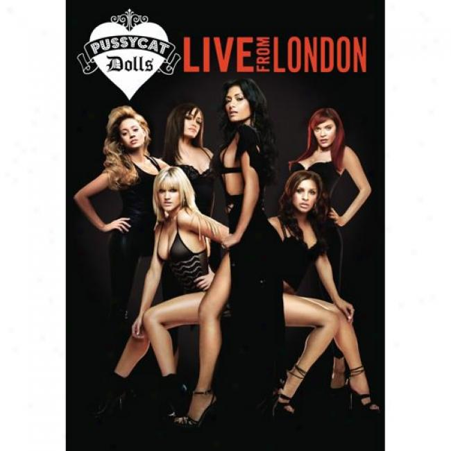 Pcd Live From London (music Dvd) (amaray Case)