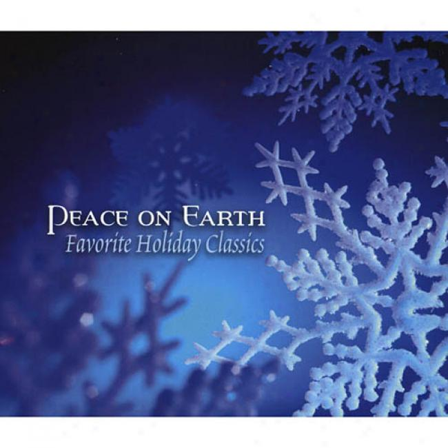 Pewce On Earth: Favorite Holiday Classics (cd Slipcase)