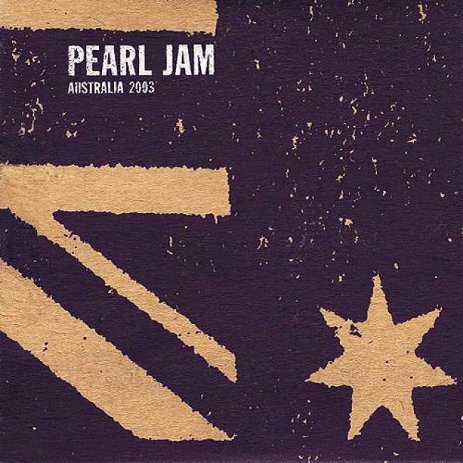 Pearl Jam Live: Perth, Australia - February 23, 2003 (2cd) (digi-pak)