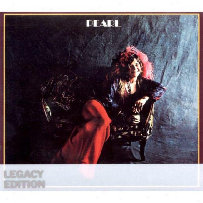 Pearl (legacy Edition) (2cd) (digi-pak) (cd Slipcase) (remaster