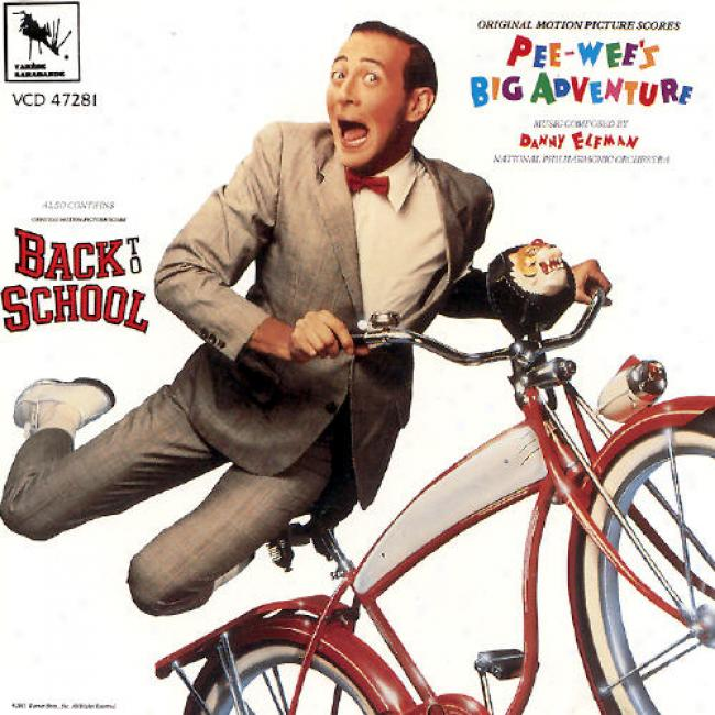 Pee-wee's Big Adventure/back To School Soundtrack