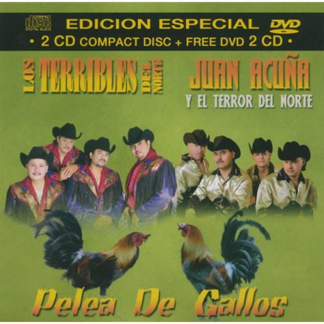 Pelea De Gallos (special Edition) (includes Dvd)