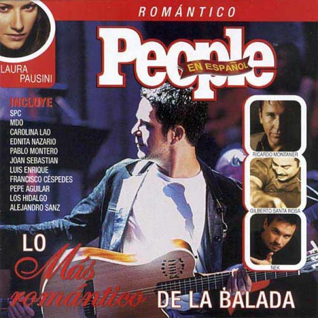 People En Espanol: Lo Mas Romantico De La Balada