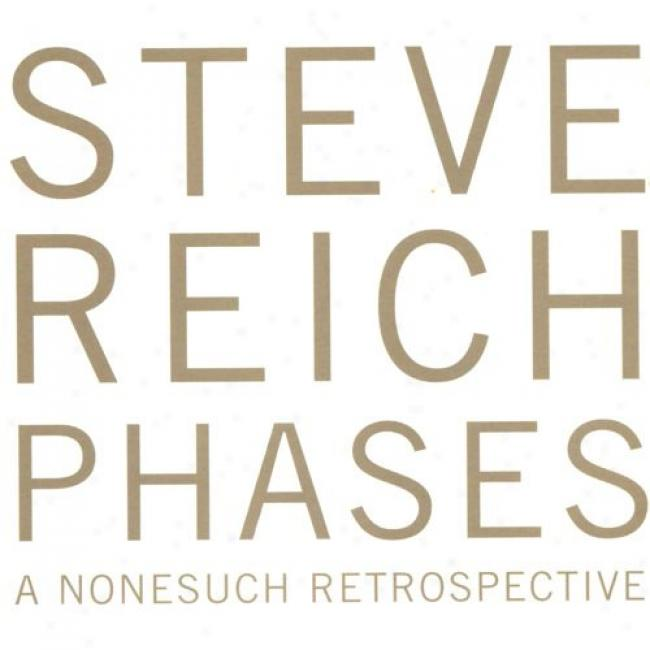 Phases: A Nonesuch Retrospective( 5 Disc Box Set)