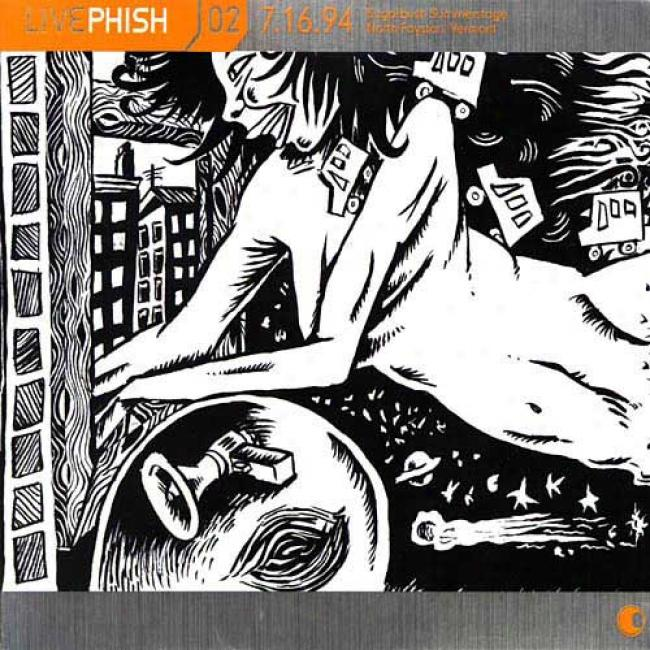 Phish Live Vol.2: (7.16.94) Sugarbush Summerstage - North Faysfon, Vermont