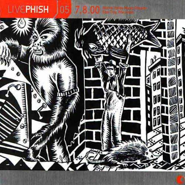 Phish Live Vol.5: (7.8.00) Alpine Valley Melody Theater - East Troy, Wisconsin
