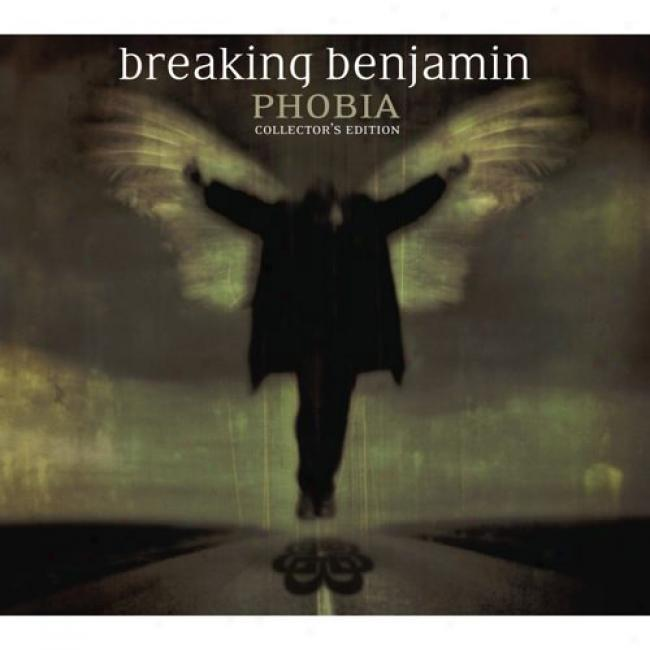 Phobia (edited) (limited Edition) (inc1udes Dvd) (cd Slipcase)